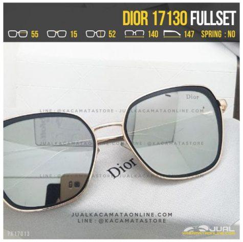 Jual Kacamata Wanita Berhijab Dior 17130 Fullset