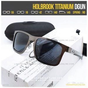 Gambar Kacamata Oakley Terlaris Holbrook Titanium Dgun