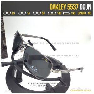 Model Kacamata Polarized Terbaru Oakley 5537 Dgun