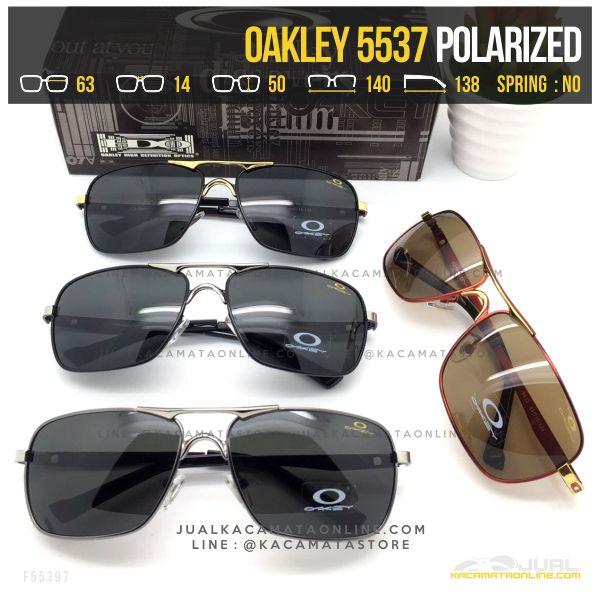 Jual Kacamata Polarized Terbaru Oakley 5537 Murah