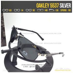 Harga Kacamata Polarized Terbaru Oakley 5537 Silver
