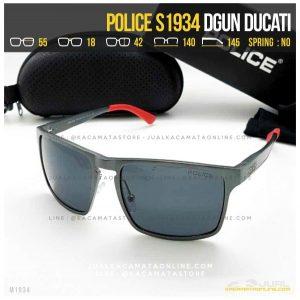Jual Kacamata Police Terlaris S1934 Dgun Ducati