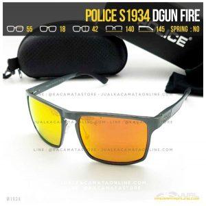 Trend Kacamata Police Terlaris S1934 Dgun Fire