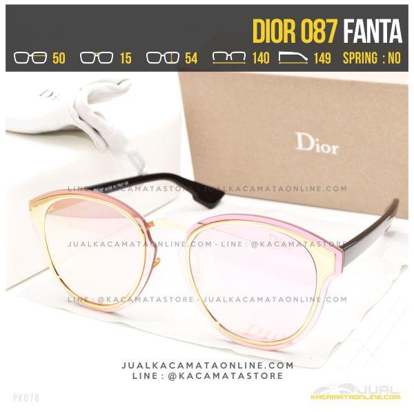 Grosir Kacamata Cewek Terbaru Dior 087 Fanta
