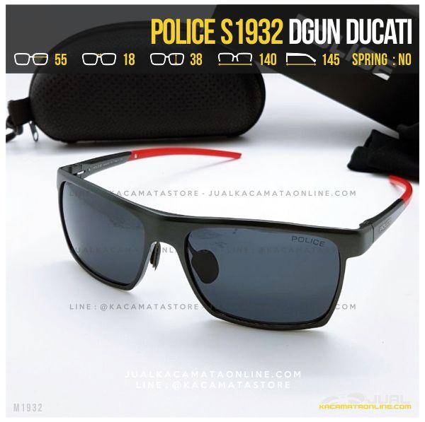 Gambar Kacamata Police Terlaris S1932 Dgun Ducati