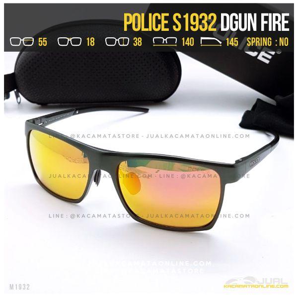Jual Kacamata Police Terlaris S1932 Dgun Fire