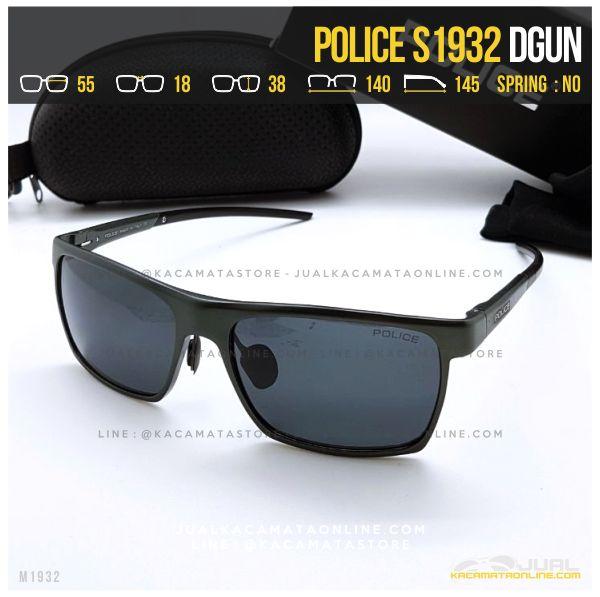 Grosir Kacamata Police Terlaris S1932 Dgun