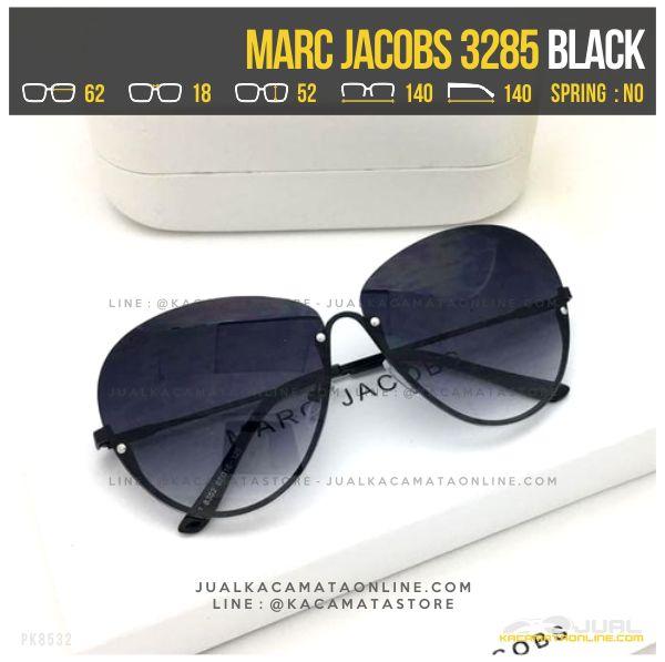 Trend Kacamata Gaya Terbaru Marc Jacobs 3285 Black