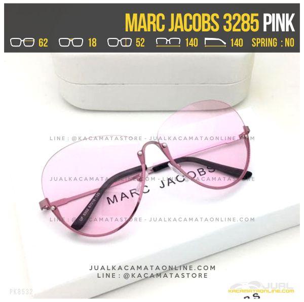 Jual Kacamata Gaya Terbaru Marc Jacobs 3285 Pink