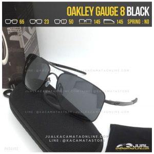 Harga Kacamata Pria Terbaru Oakley Gauge 8 Black